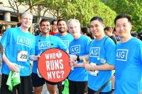 The 2017 American Heart Association Wall Street Run & Heart Walk #245