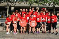 The 2017 American Heart Association Wall Street Run & Heart Walk #72