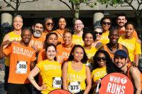 The 2017 American Heart Association Wall Street Run & Heart Walk #80