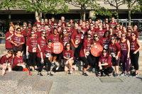 The 2017 American Heart Association Wall Street Run & Heart Walk #76