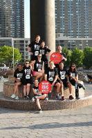 The 2017 American Heart Association Wall Street Run & Heart Walk #98