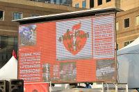 The 2017 American Heart Association Wall Street Run & Heart Walk #106