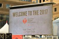 The 2017 American Heart Association Wall Street Run & Heart Walk #101