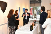 Jean-Claude Mas of Domaines Paul Mas Celebrates Wine & Art at The Curator Gallery NYC, Previews Astelia AAA wine #107
