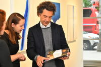Jean-Claude Mas of Domaines Paul Mas Celebrates Wine & Art at The Curator Gallery NYC, Previews Astelia AAA wine #108