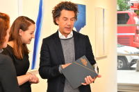 Jean-Claude Mas of Domaines Paul Mas Celebrates Wine & Art at The Curator Gallery NYC, Previews Astelia AAA wine #109