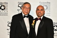 The 16th Annual Outstanding 50 Asian Americans In Business Awards Dinner Gala #157