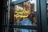 Serafina Tribeca Opening Party #43