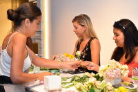 B Floral Summer Press Event at Saks Fifth Avenue's The Wellery #134