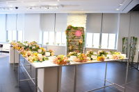 B Floral Summer Press Event at Saks Fifth Avenue's The Wellery #174