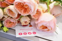 B Floral Summer Press Event at Saks Fifth Avenue's The Wellery #25