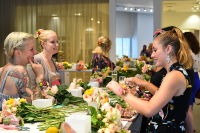 B Floral Summer Press Event at Saks Fifth Avenue's The Wellery #36