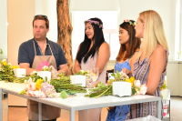 B Floral Summer Press Event at Saks Fifth Avenue's The Wellery #42