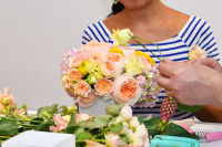 B Floral Summer Press Event at Saks Fifth Avenue's The Wellery #66