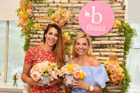 B Floral Summer Press Event at Saks Fifth Avenue's The Wellery #98