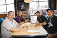 Lucille's Smokehouse BBQ Pre-opening Celebration at The Shops at Montebello #57