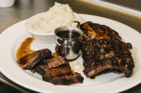 Lucille's Smokehouse BBQ Pre-opening Celebration at The Shops at Montebello #92
