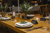 Maven Intimate Dinner Hosted by Peter B. Kosak, GM's Executive Director of Urban Mobility #10