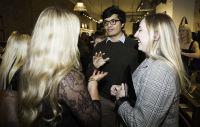 Katia Francesconi hosts The Francesconi-Tisch Charitable Fund shopping event at rag&bone in NYC, benefitting DreamYard #100