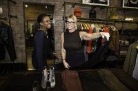 Katia Francesconi hosts The Francesconi-Tisch Charitable Fund shopping event at rag&bone in NYC, benefitting DreamYard #115