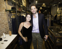 Katia Francesconi hosts The Francesconi-Tisch Charitable Fund shopping event at rag&bone in NYC, benefitting DreamYard #130