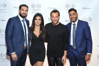 Baynes + Baker King Leo menswear collection launch with Nate Burleson #48