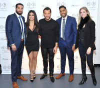 Baynes + Baker King Leo menswear collection launch with Nate Burleson #49