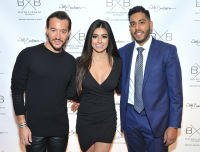 Baynes + Baker King Leo menswear collection launch with Nate Burleson #51
