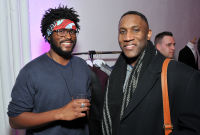Baynes + Baker King Leo menswear collection launch with Nate Burleson #74