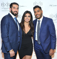 Baynes + Baker King Leo menswear collection launch with Nate Burleson #78