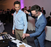 Baynes + Baker King Leo menswear collection launch with Nate Burleson #89