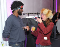 Baynes + Baker King Leo menswear collection launch with Nate Burleson #92
