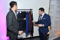 Baynes + Baker King Leo menswear collection launch with Nate Burleson #94