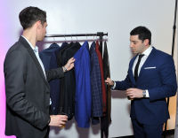 Baynes + Baker King Leo menswear collection launch with Nate Burleson #95
