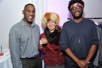 Baynes + Baker King Leo menswear collection launch with Nate Burleson #99