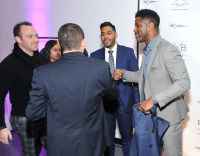 Baynes + Baker King Leo menswear collection launch with Nate Burleson #142