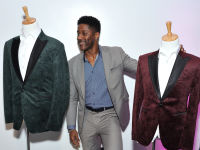 Baynes + Baker King Leo menswear collection launch with Nate Burleson #149