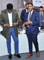 Baynes + Baker King Leo menswear collection launch with Nate Burleson #177