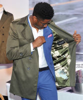 Baynes + Baker King Leo menswear collection launch with Nate Burleson #198