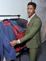 Baynes + Baker King Leo menswear collection launch with Nate Burleson #226