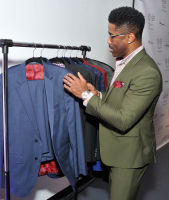 Baynes + Baker King Leo menswear collection launch with Nate Burleson #229