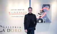Galleria Ca' d'Oro presents Javier Martin: Blindness The Appropriation of Beauty curated by Robert C. Morgan #3