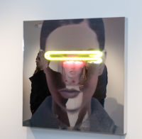 Galleria Ca' d'Oro presents Javier Martin: Blindness The Appropriation of Beauty curated by Robert C. Morgan #40