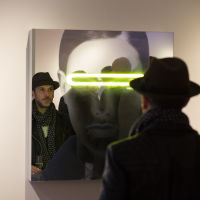 Galleria Ca' d'Oro presents Javier Martin: Blindness The Appropriation of Beauty curated by Robert C. Morgan #72