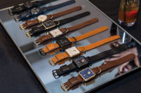 Washington Square Watches Pop-up and Monogram launch party at MOXY Times Square #34