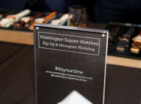Washington Square Watches Pop-up and Monogram launch party at MOXY Times Square #57