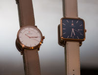 Washington Square Watches Pop-up and Monogram launch party at MOXY Times Square #79