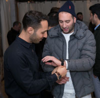 Washington Square Watches Pop-up and Monogram launch party at MOXY Times Square #117