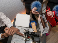 Washington Square Watches Pop-up and Monogram launch party at MOXY Times Square #120