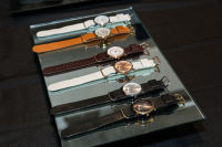 Washington Square Watches Pop-up and Monogram launch party at MOXY Times Square #124